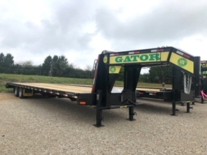 The Best Trailer For Hotshot  The Best Trailer For Hotshot. With gator tuff ramps