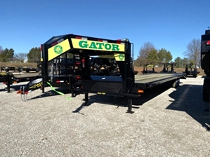 Hotshot Trailer 35ft 20000 GVW  Hotshot Trailer 35ft 20000 GVW. 12in I-Beam, LED light bar, wide loading ramps, and dexter 8,000 pound axles.