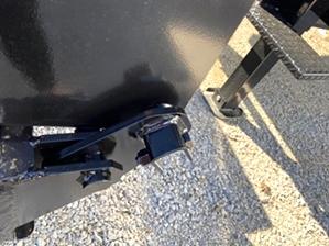 Hot Shot Trailer 40ft Flat Bed