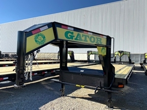 Hot Shot Trailer 30ft 14000 GVW Hot Shot Trailer 30ft 14000 GVW. Goliath wide ramps, easy to use dual steps, 12in I-Beam frame, powder coat finish, and dexter 8 lug axles.