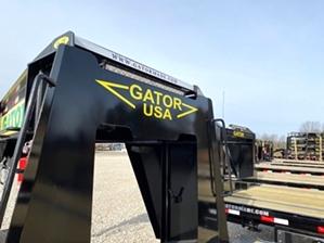 Hotshot Trailer By Gator