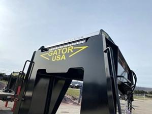 Hotshot Trailer with Air Ride Suspension