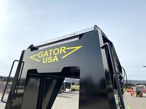 Hotshot Trailer 45ft By Gator Hotshot Trailer 45ft By Gator. 40+5 hotshot trailer 24.9k with gator goliath ramps